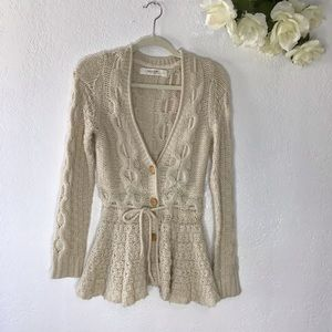 SPARROW cardigan by Anthropologie